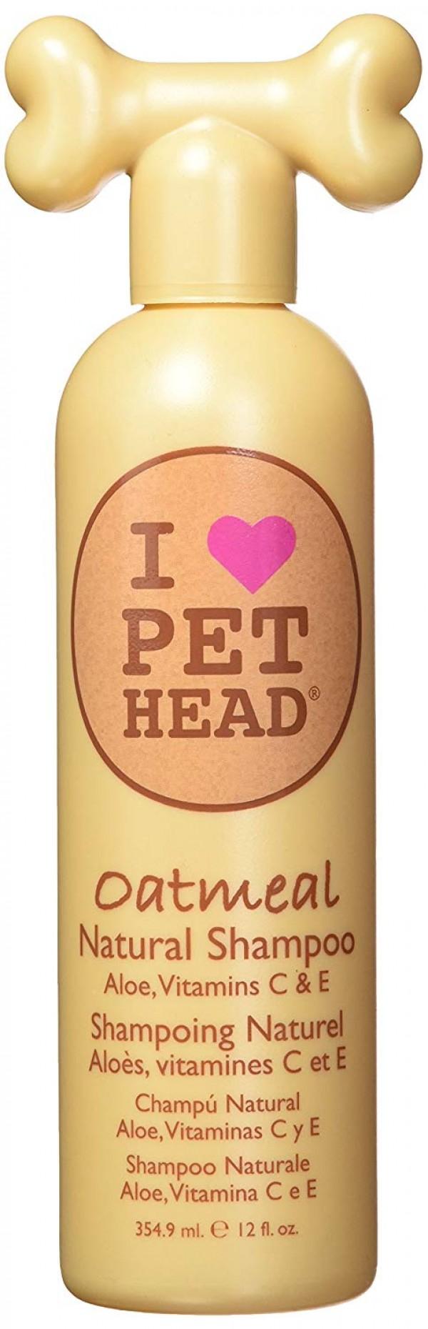 PET HEAD Oatmeal Šampon 354ml