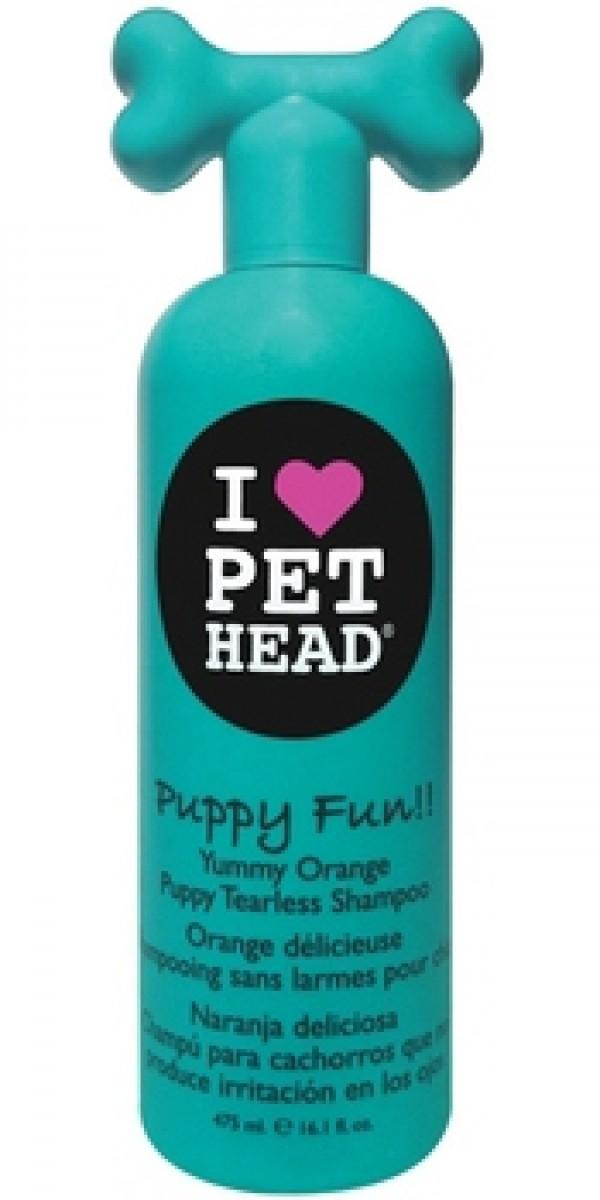 PET HEAD Puppy fun 475ml