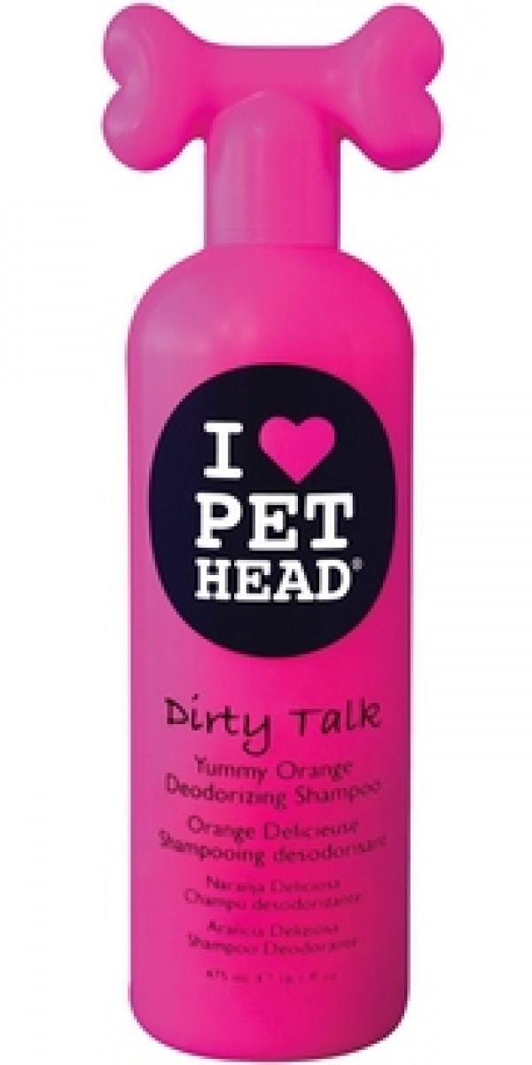 PET HEAD Dirty talk 1 475ml