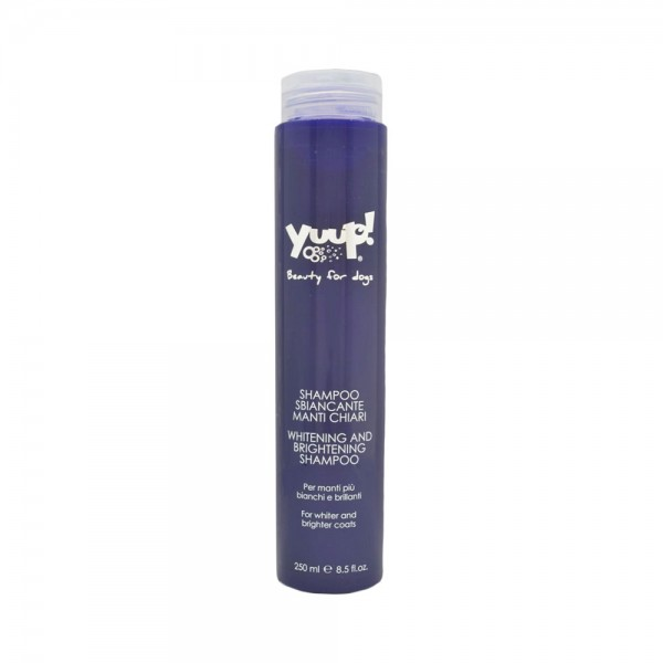 YUUP Whitening and Brigheting Sampon 250 ml - Šampon za izbeljivanje i sjaj