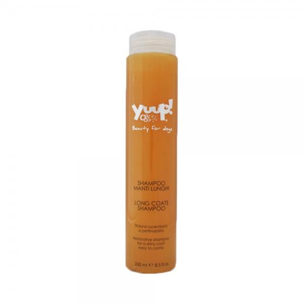YUUP Long Coats Sampon 250 ml - Šampon za dugu dlaku