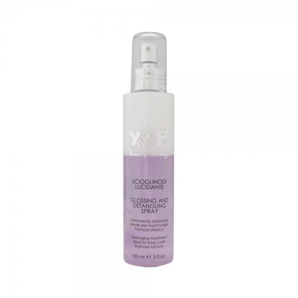 YUUP Glossing and Detangling Spray 150 ml - Sprej za sjaj i raščešljavanje