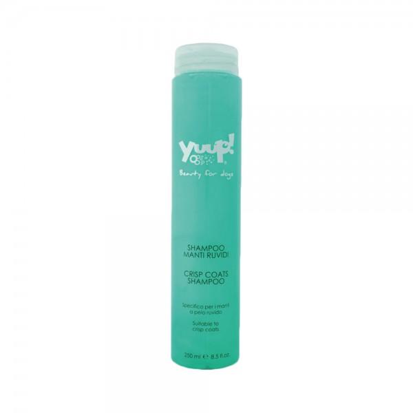 YUUP Crisp Coats Sampon 250 ml - Šampon za kovrdžavu dlaku