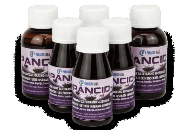Pancid tečni koncentrovani insekticid 40ml