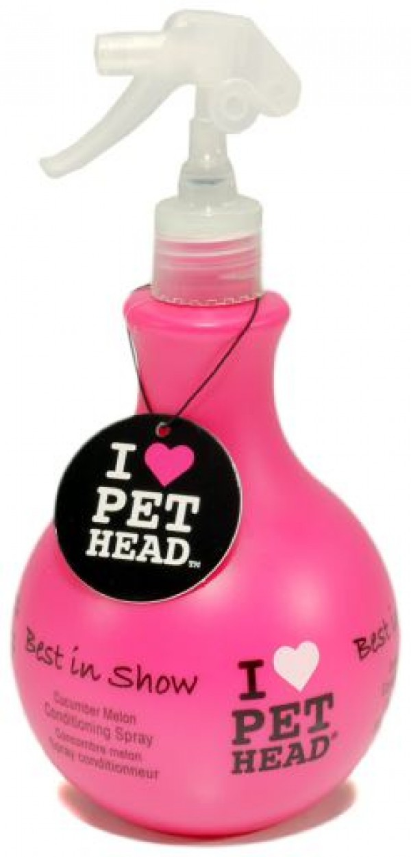 PET HEAD Best in Show Spray Conditioner 450ml