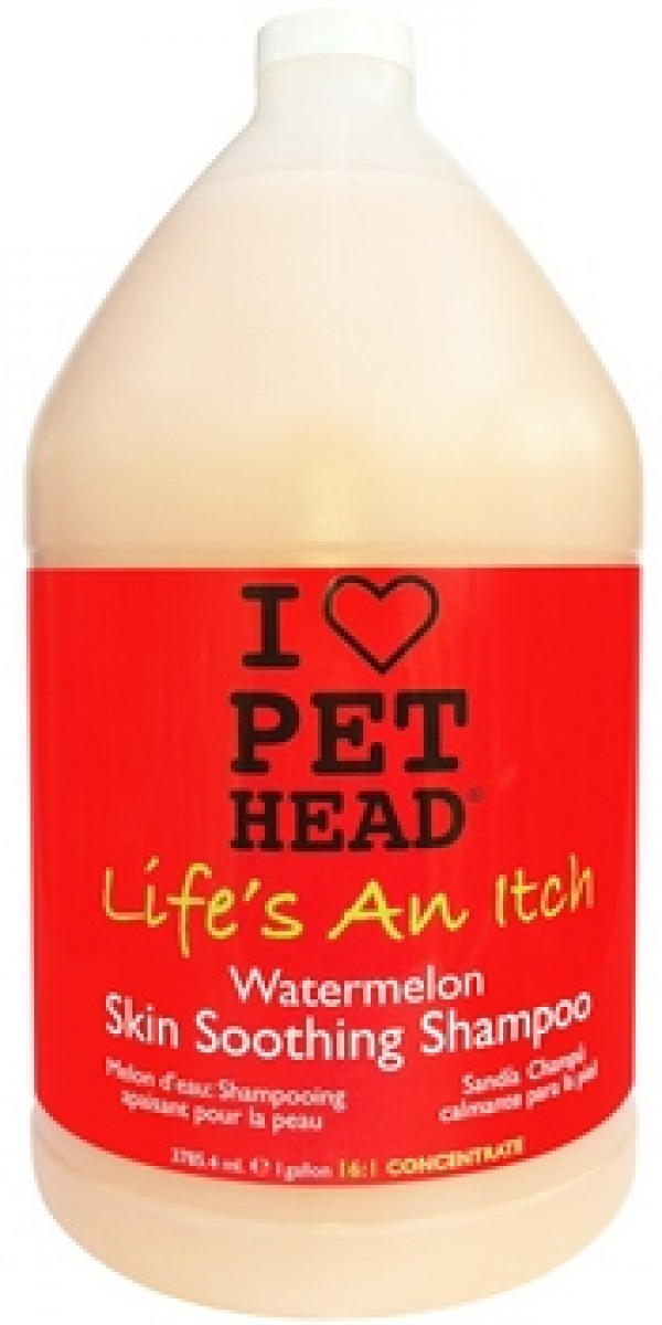 PET HEAD Lifes An Itch  Skin Soothing  3.79l