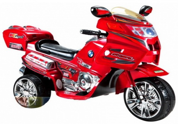 Motor za decu na akumulator (Subaki IMS) 108 crveni