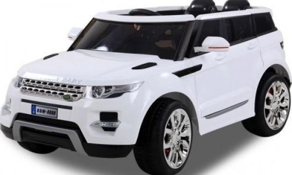 Džip za decu na akumulator (Rang Rover ) 209 beli