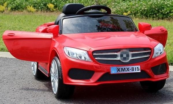 Dečiji automobil na akumulator (Mercedes) Model 220 crveni