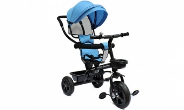 Tricikl-guralica Playtime Little 415 plavi