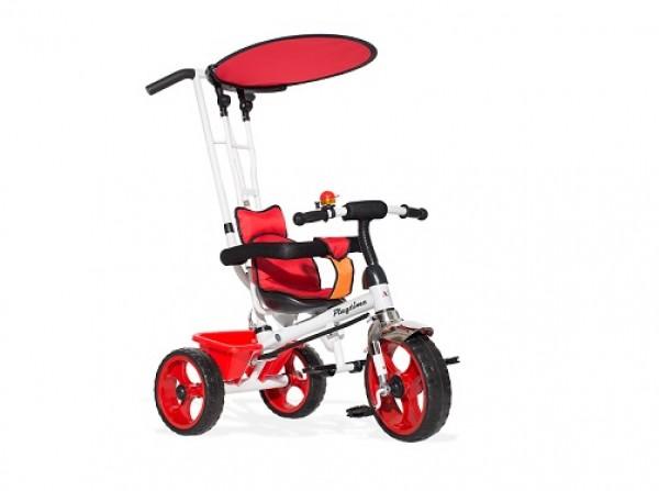 Tricikl-guralica Playtime Basic 409 crveni
