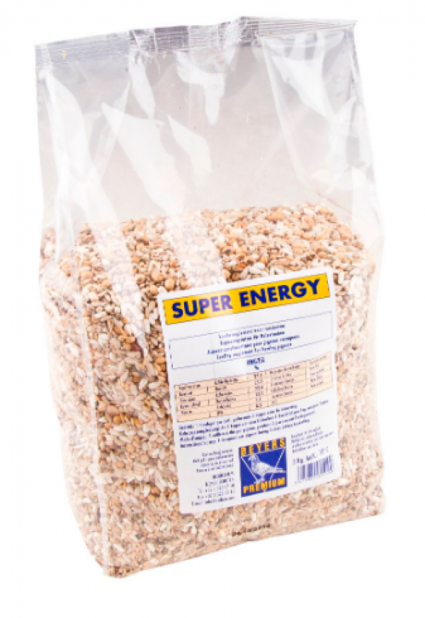 Beyers za golubove Super energy 5kg Premium