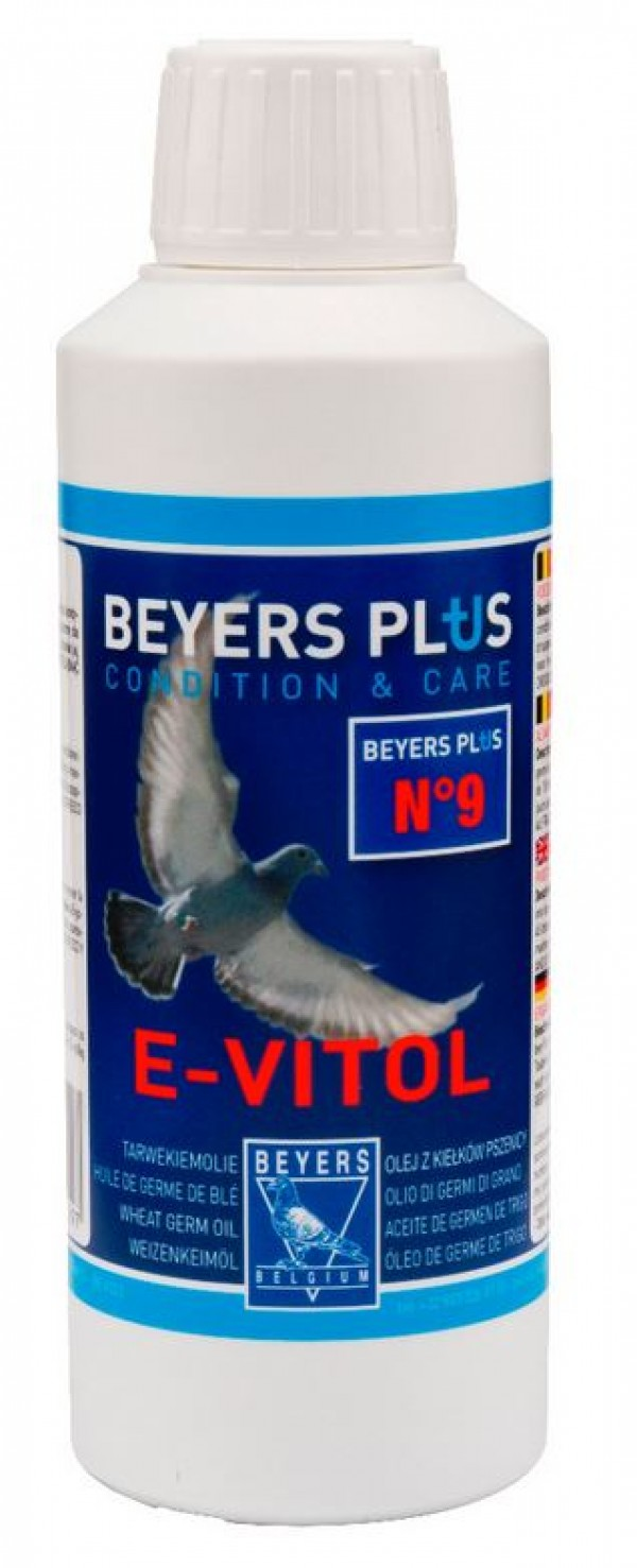 Beyers za golubove 9 E-Vitol 150 ml