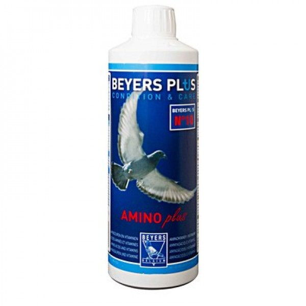 Beyers za golubove 10 Amino plus 400 ml