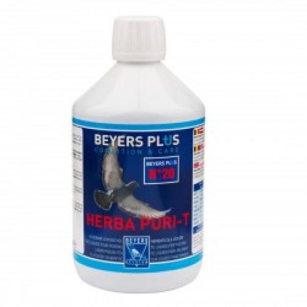 Beyers za golubove 20 Herba puri-t 500 ml
