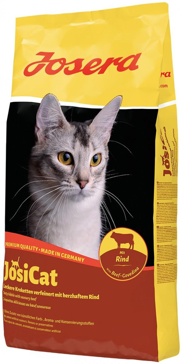 Josera Josi Cat Premium Suva hrana 10 Kg Govedina