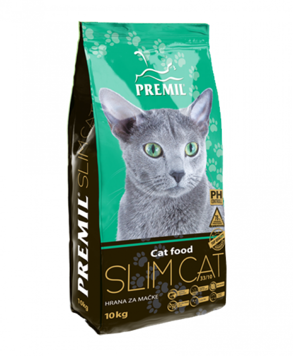 Premil Top Slim Cat Suva hrana 400g