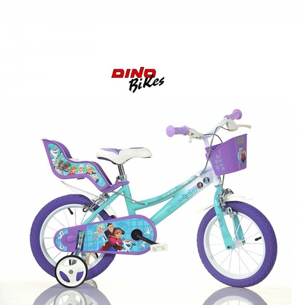 Bicikla za decu Model - 713 Disney Frozen 16inc licencirana