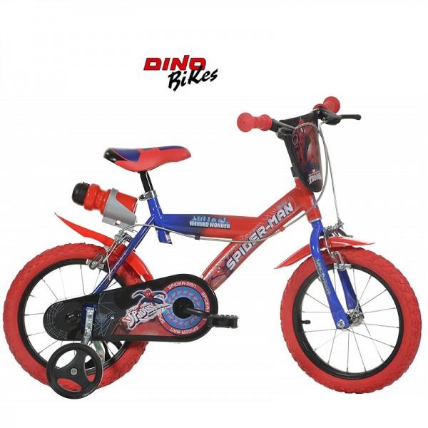 Bicikla za decu Model - 711 Marvel Spider-Man 16inc licencirana