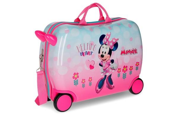 MINNIE HEART ABS kofer za decu sa 4 točkića Kat.br.23.799.61
