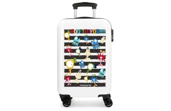 BOO TO YOU ABS kofer 55cm sa 4 dupla točkića Kat.br.37.214.66