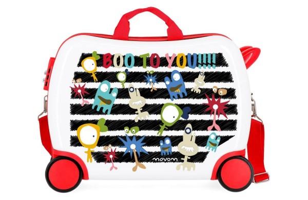 BOO TO YOU ABS kofer za decu sa 4 točkića Kat.br.37.299.66