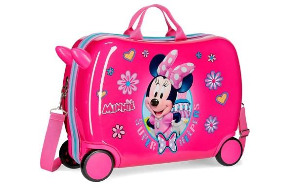 MINNIE SUPER HELPERS ABS kofer za decu sa 4 točkića Kat.br.45.799.61