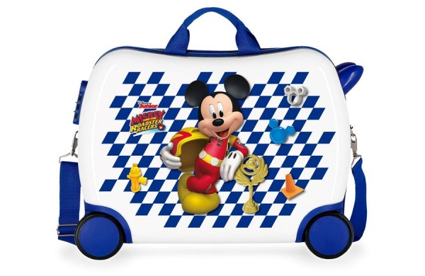 MICKEY GOOD MOOD ABS kofer za decu sa 4 točkića Kat.br.46.499.61