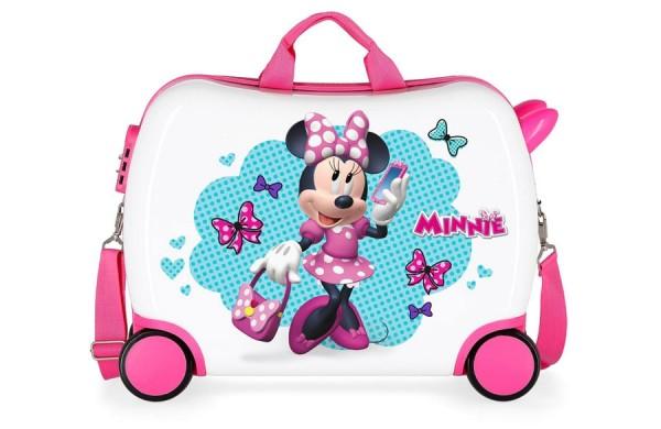 MINNIE GOOD MOOD ABS kofer za decu sa 4 točkića Kat.br.46.499.62