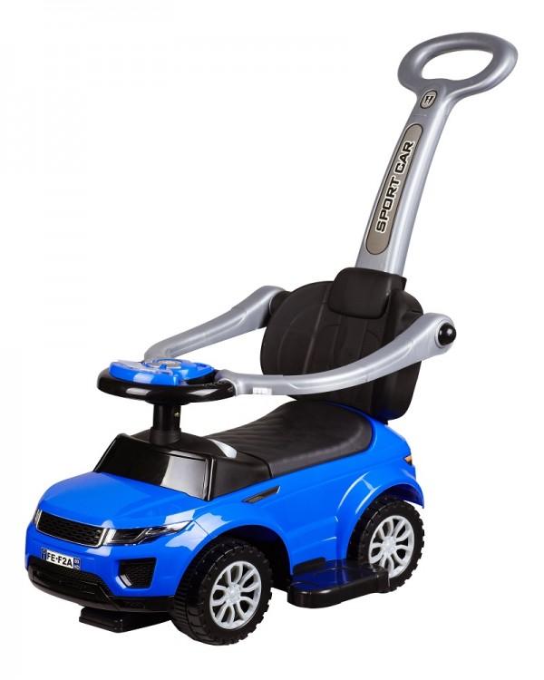 Dečija guralica ''Auto'' sa osloncem za noge, Model 453 Plava