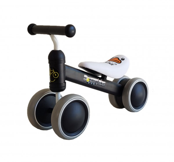 Dečija - Baby balance bicikla ''Happy bike'' Model 753 Crna