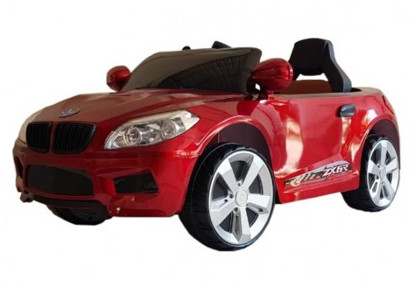 Dečiji automobil na akumulator Model 243/1 Metalik - Crveni