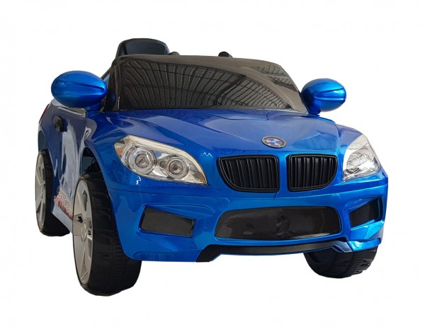Dečiji automobil na akumulator Model 243/1 Metalik - Plavi