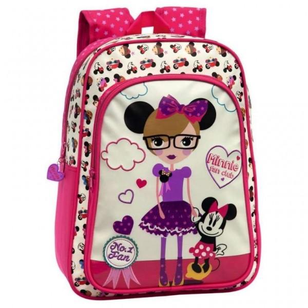 Dečiji školski Disney ranac 40cm '' Minnie fun club '' kat.br. 20.923.51