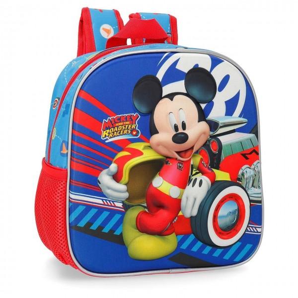 Dečiji školski Disney ranac 25cm '' World Mickey '' kat.br. 23.620.61