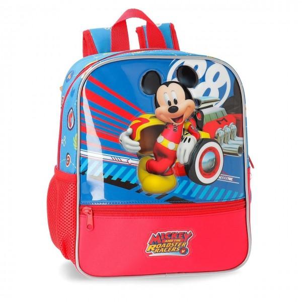 Dečiji školski Disney ranac 28cm '' World Mickey '' kat.br. 23.621.61