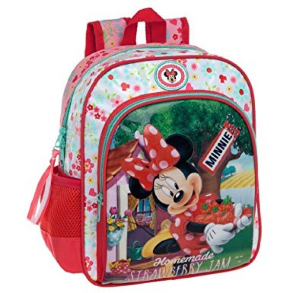 Dečiji školski Disney ranac 25cm '' Minnie strawberry jam '' kat.br. 23.920.51