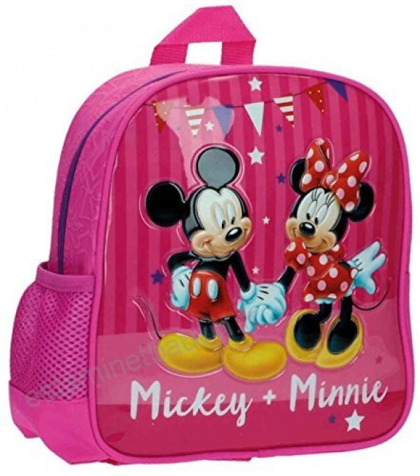 Dečiji školski Disney ranac 25cm '' Mickey & Minnie '' kat.br. 26.920.A1