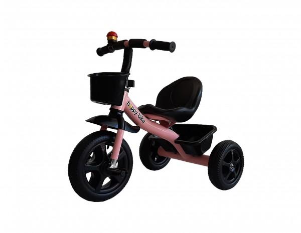 Tricikl bez tende mini, Model 426 ''Nani'' pink