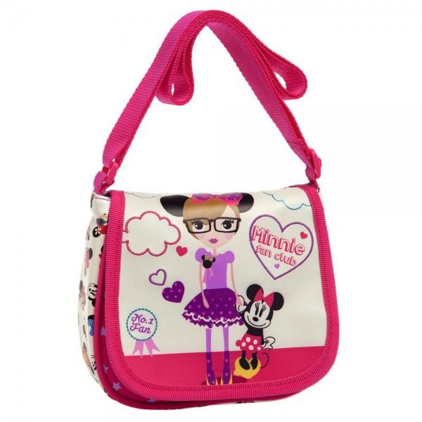 Disney dečija torba na rame sa preklopom ''Minnie fun club'' kat.br.20.954.51