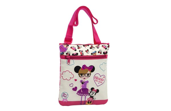 Disney dečija torba na rame 24cm ''Minnie fun club'' kat.br.20.955.51