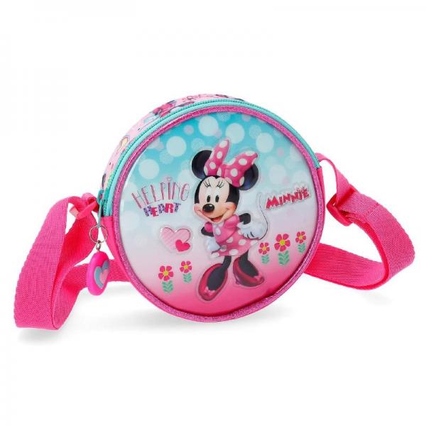 Disney dečija torba na rame ''Minnie heart'' kat.br.23.751.61