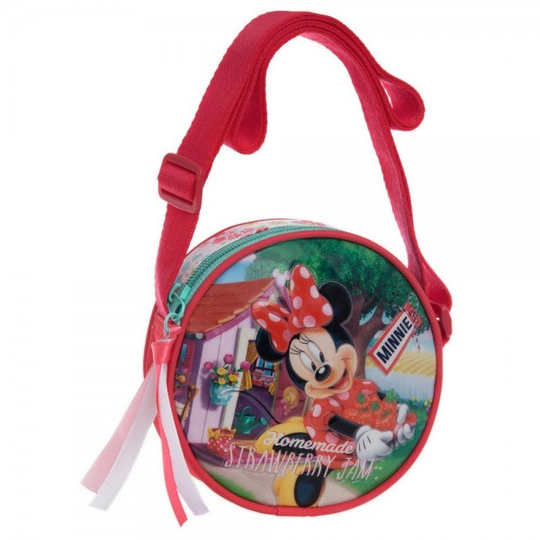 Disney dečija torba na rame ''Minnie strawberry jam'' kat.br.23.951.51