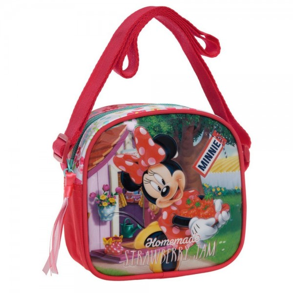 Disney dečija torba na rame ''Minnie strawberry jam'' kat.br.23.957.51