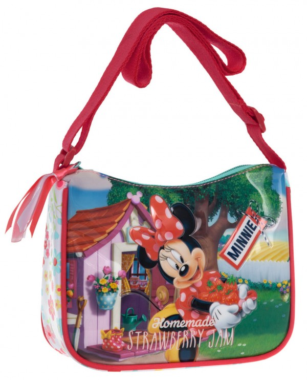 Disney dečija torba na rame ''Minnie strawberry jam'' kat.br.23.960.51