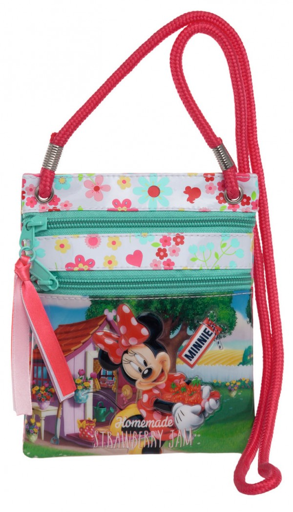 Disney dečija torba na rame ''Minnie strawberry jam'' kat.br.23.952.51