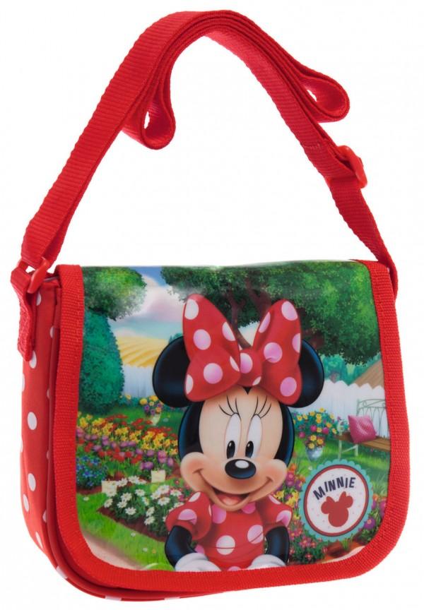 Disney dečija torba na rame sa preklopom ''Minnie garden'' kat.br.44.254.51