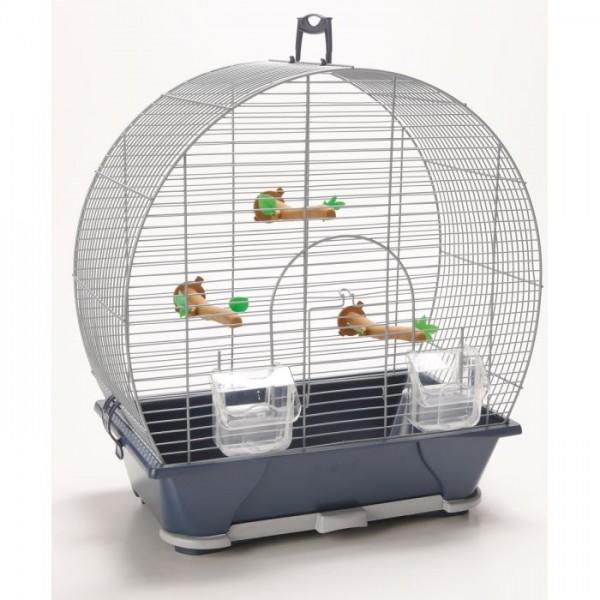 Savic kavez za ptice Evelyne 30, Sivi