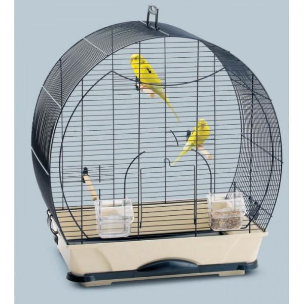 Savic kavez za ptice Evelyne 40, sivi