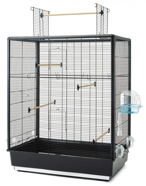 Savic kavez za ptice Primo 60  ''Open Empire'', crni